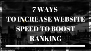 7 Ways to Increase Website Speed to Boost Ranking thumbnail